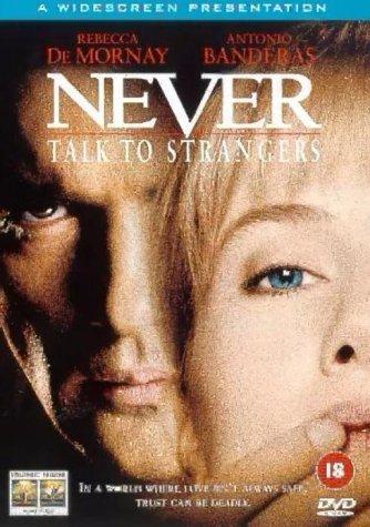 Смотреть трейлер Never Talk to Strangers (1995)