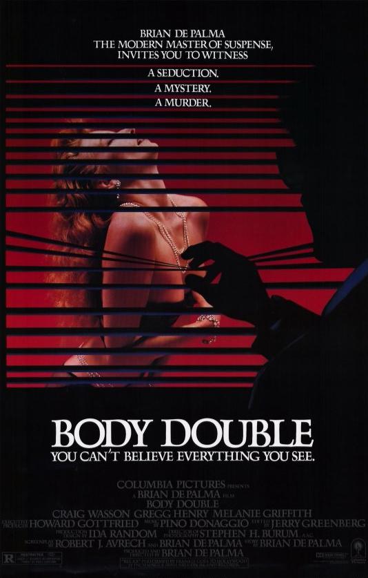 Смотреть трейлер Body Double (1984)