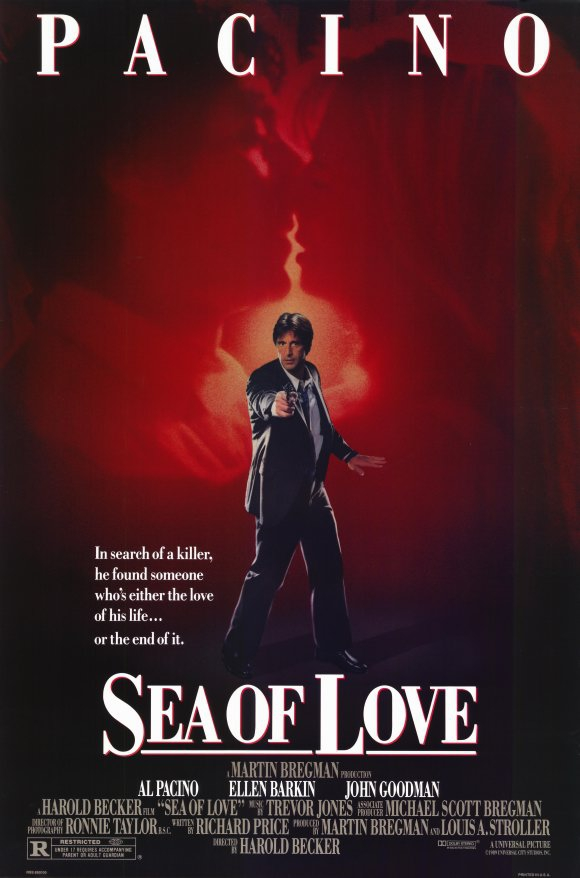 Смотреть трейлер Sea of Love (1989)