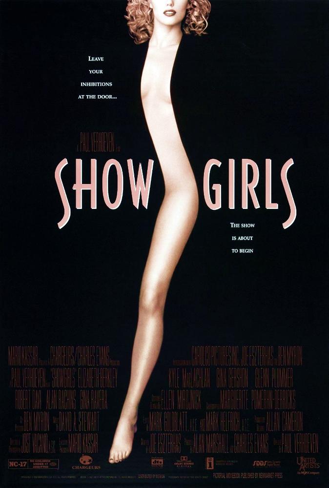 Смотреть трейлер Showgirls (1995)