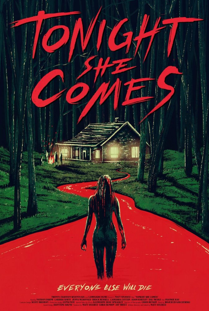 Смотреть трейлер Tonight She Comes (2016)