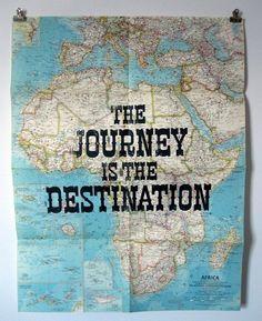 Смотреть трейлер The Journey Is the Destination (2016)