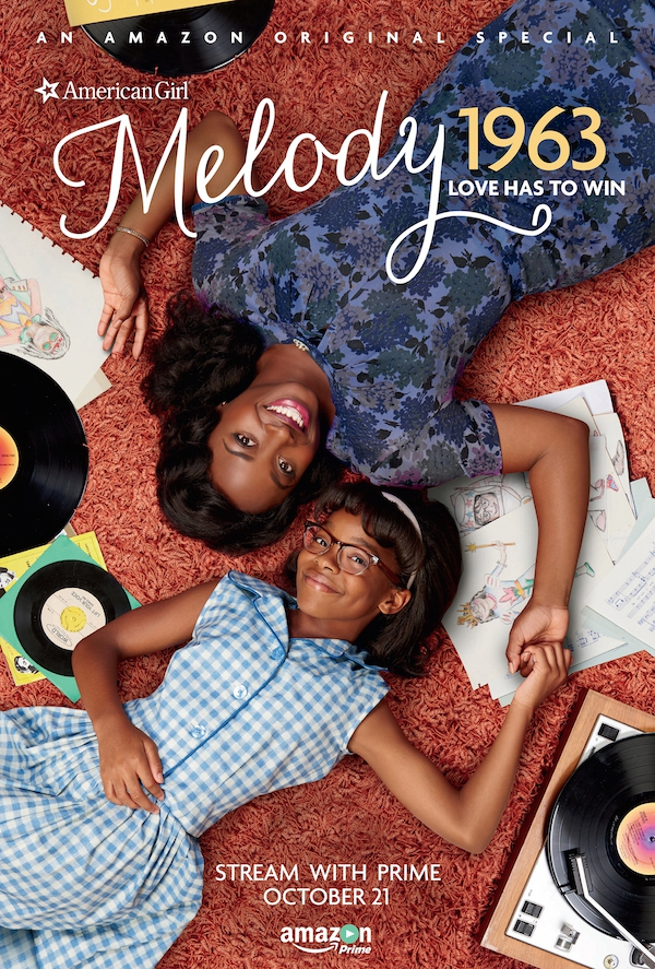 An American Girl Story - Melody 1963: Love Has to Win (2016)