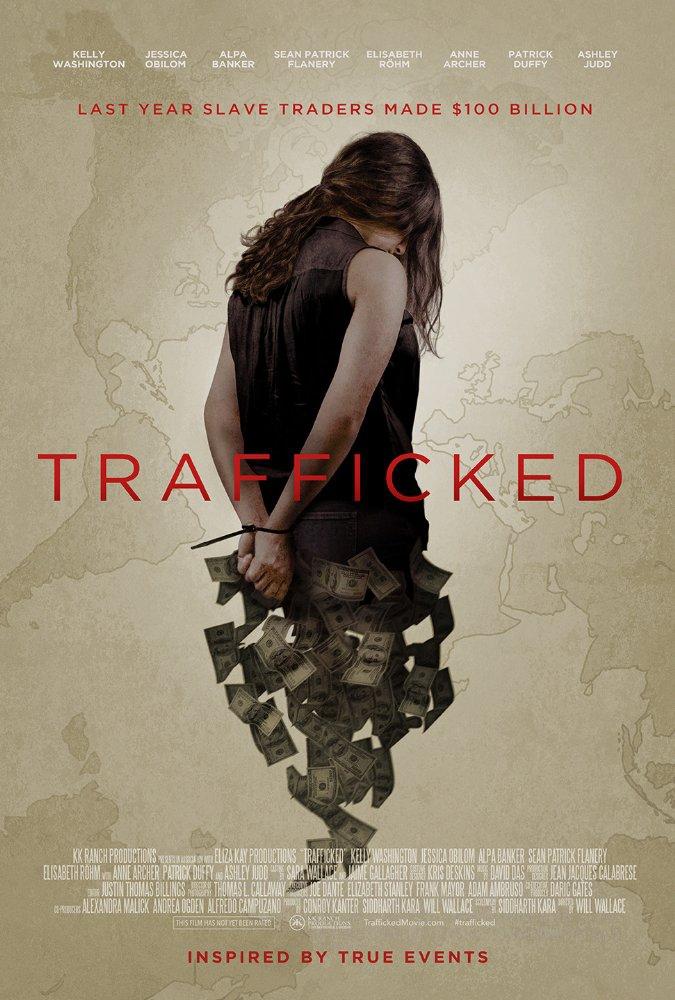 Trafficked (2016)
