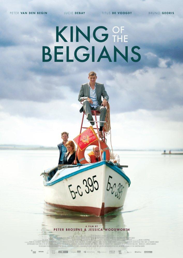 Смотреть трейлер King of the Belgians (2016)