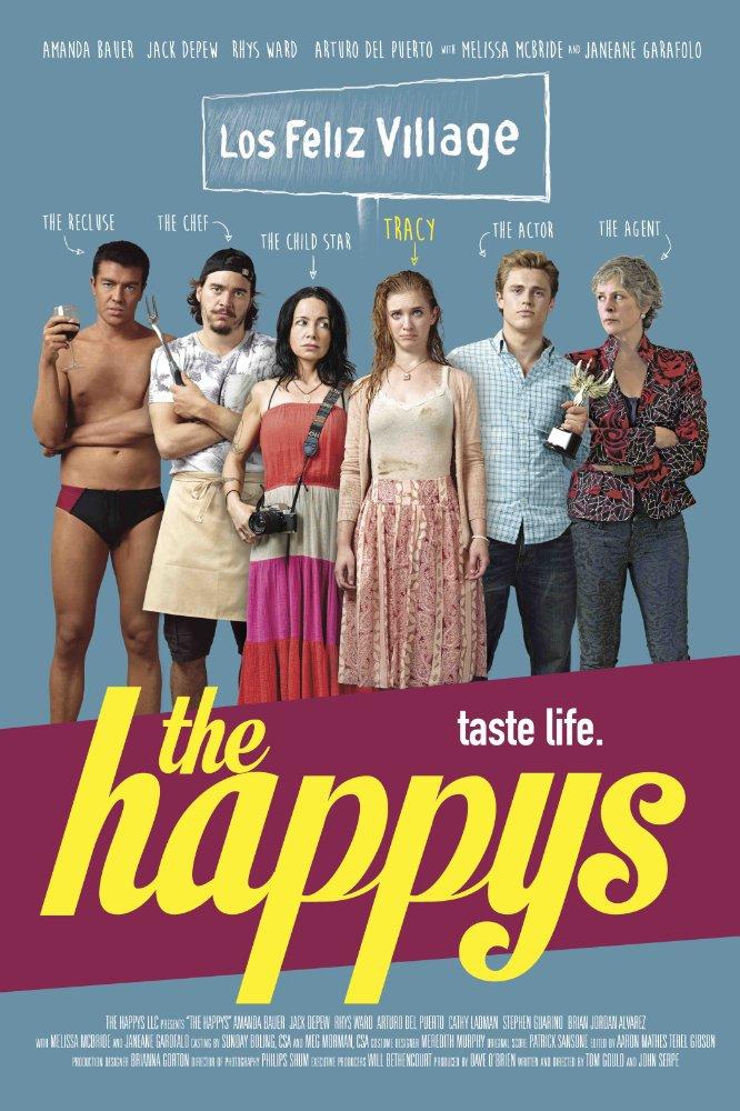 The Happys (2016)