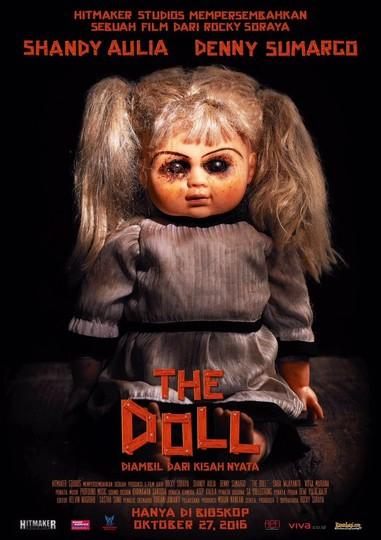 Смотреть трейлер The Doll (2016)