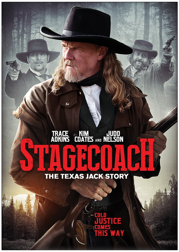 Stagecoach: The Texas Jack Story (2017)