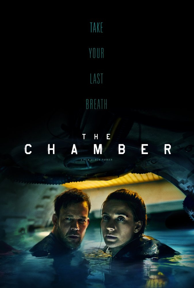 Смотреть трейлер The Chamber (2016)