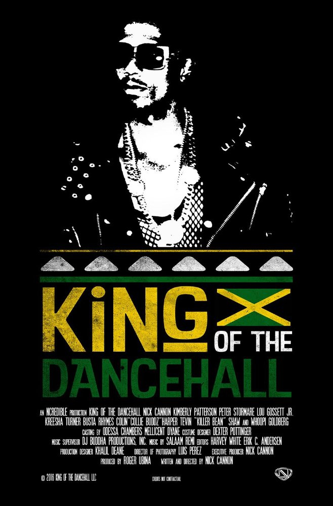 Смотреть трейлер King of the Dancehall (2016)