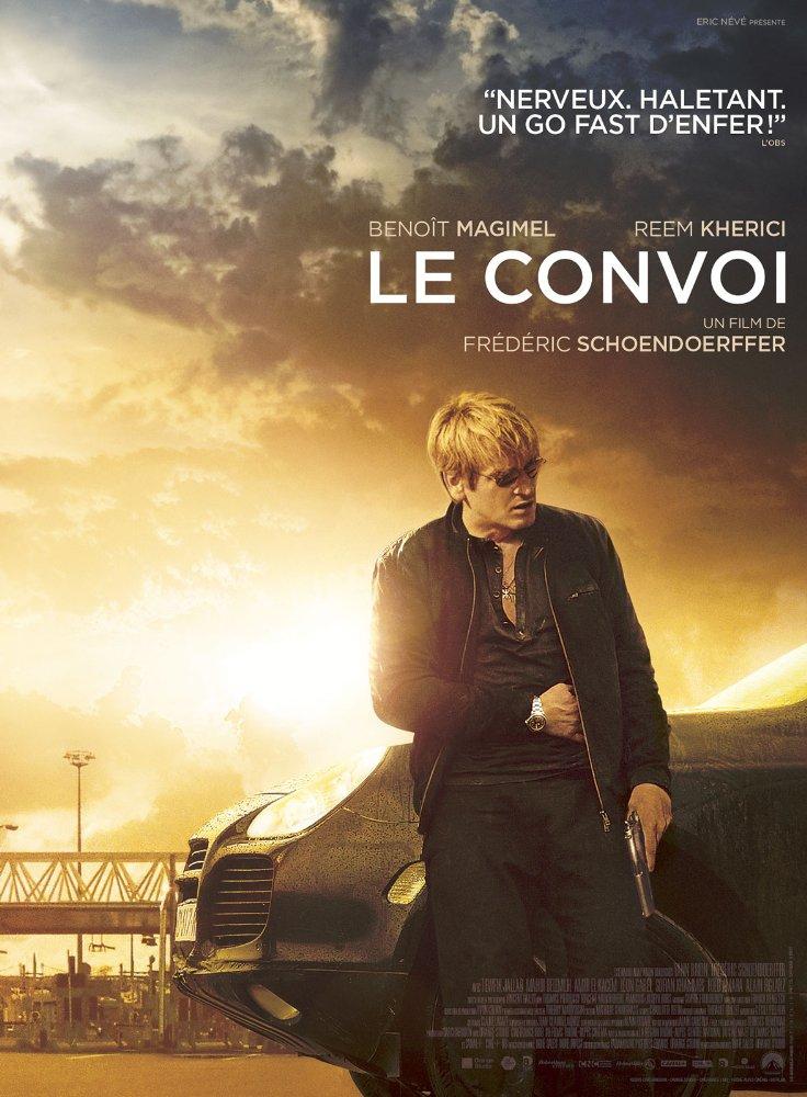 Смотреть трейлер Fast Convoy (2016)