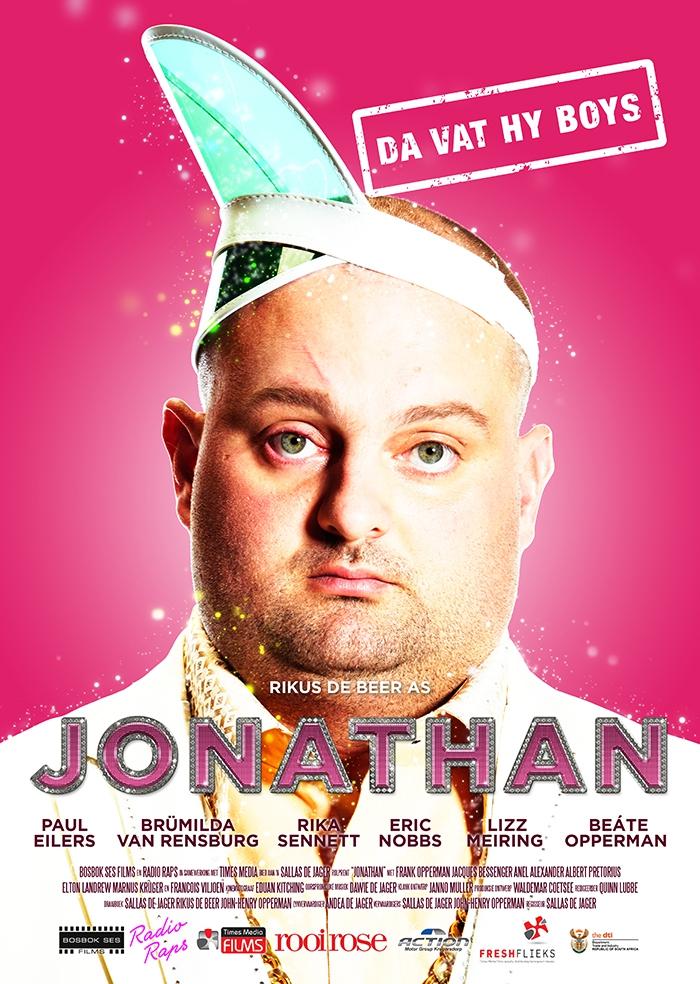 Смотреть трейлер Jonathan: Die Movie (2016)
