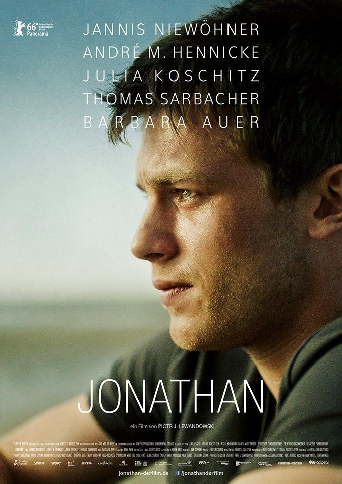 Смотреть трейлер Jonathan (2016)