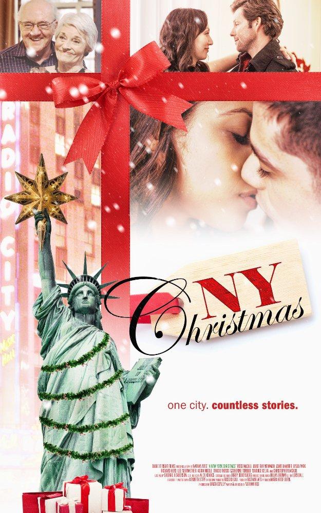 Смотреть трейлер A New York Christmas (2016)