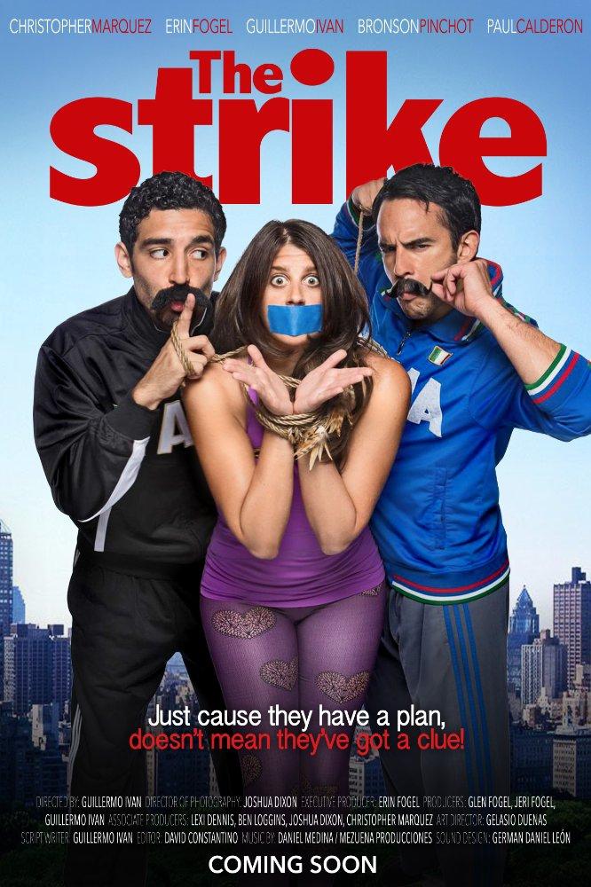 Смотреть трейлер The Strike (2016)