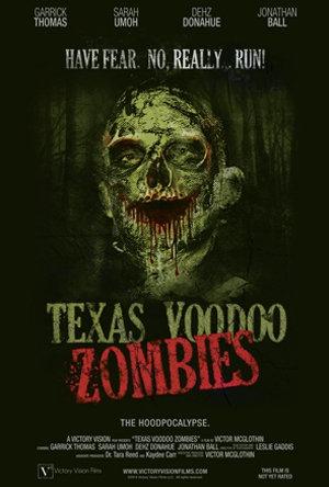 Смотреть трейлер Texas Voodoo Zombies (2016)