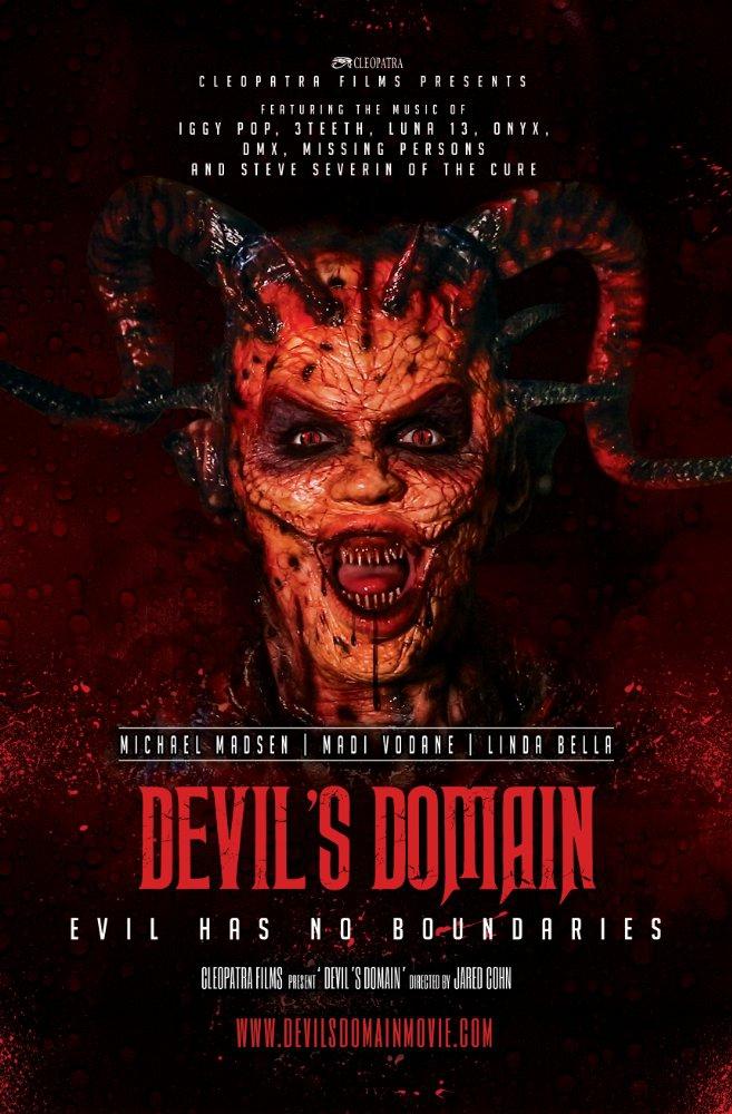Смотреть трейлер Devil's Domain (2016)