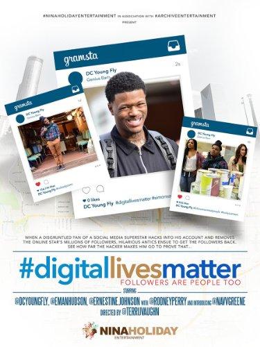 Смотреть трейлер #DigitalLivesMatter (2016)