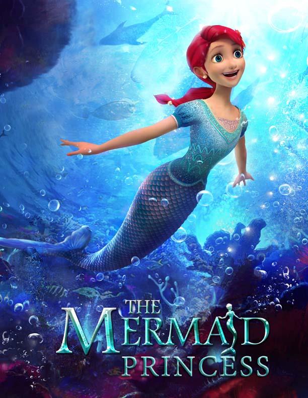 Смотреть трейлер The Mermaid Princess (2016)