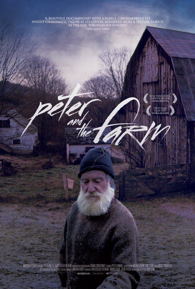 Смотреть трейлер Peter and the Farm (2016)