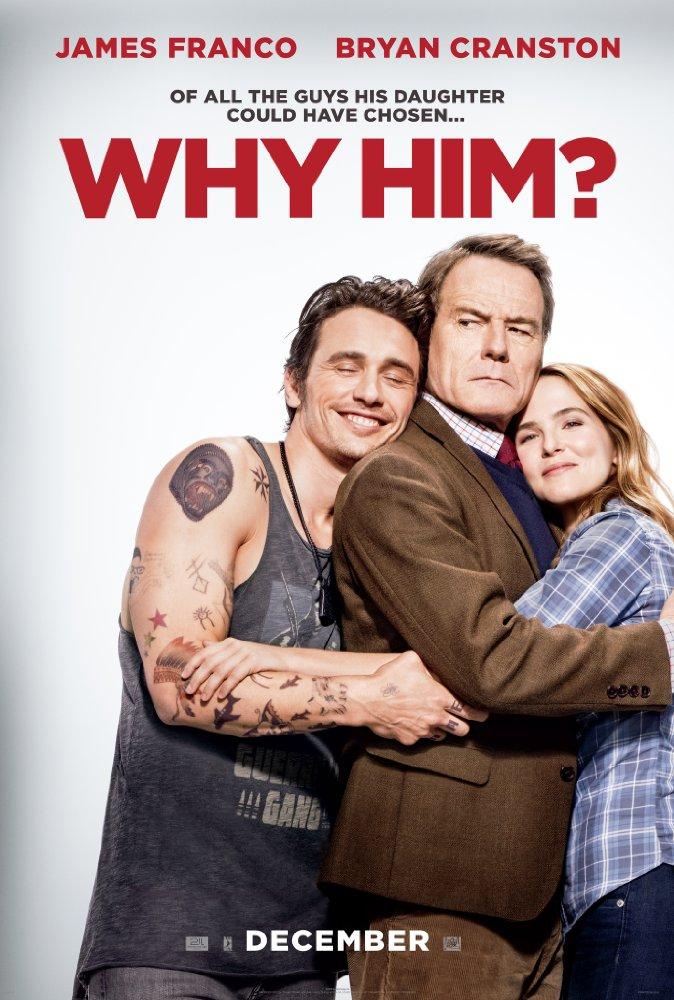Смотреть трейлер Why Him? (2016)