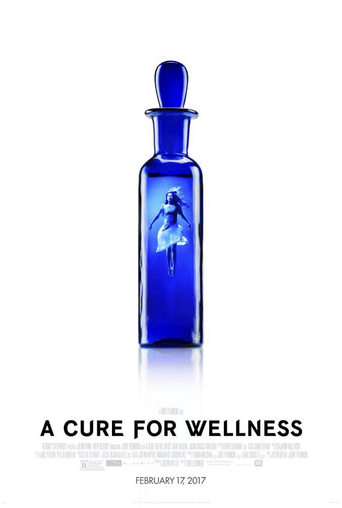 Смотреть трейлер A Cure for Wellness (2017)