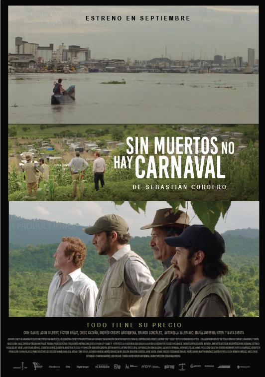Sin Muertos No Hay Carnaval (2016)