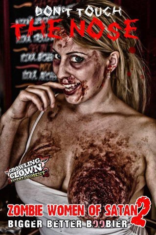 Zombie Women of Satan 2 (2016)