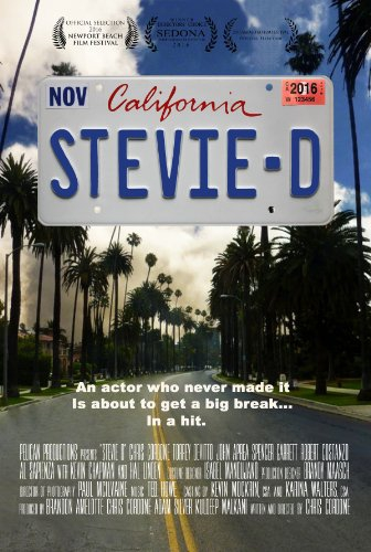 Смотреть трейлер Stevie D (2016)