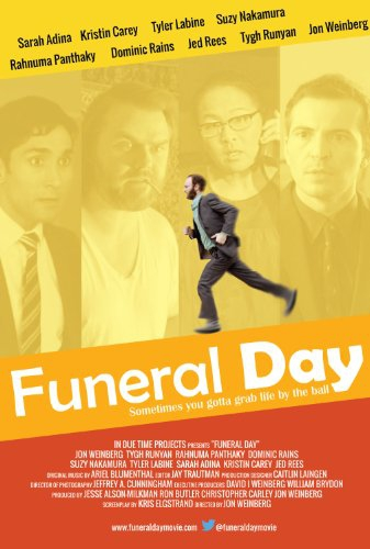Смотреть трейлер Funeral Day (2016)