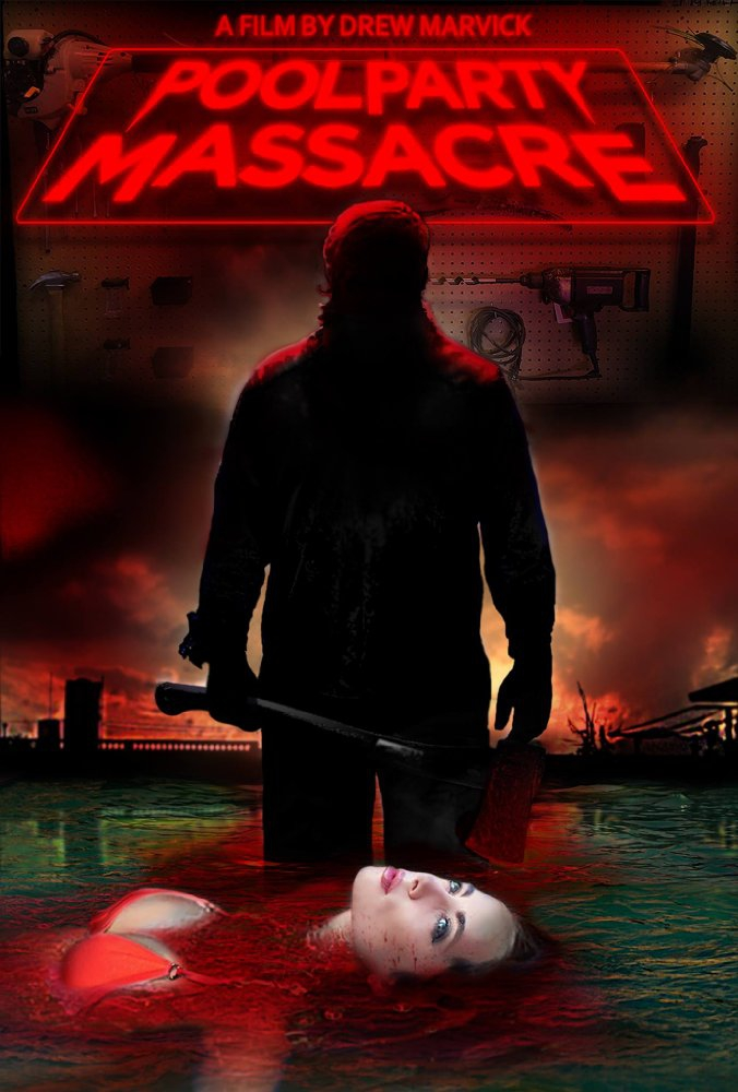 Смотреть трейлер Pool Party Massacre (2016)
