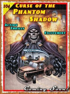 Curse of the Phantom Shadow (2016)