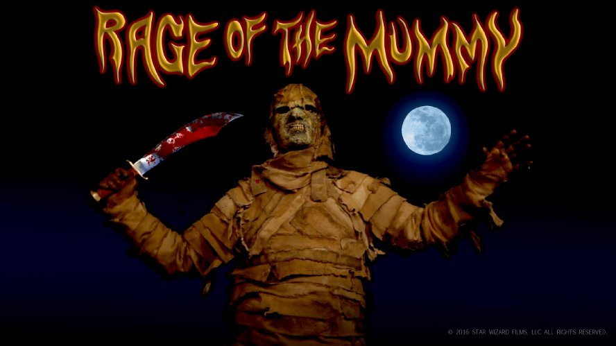 Смотреть трейлер Rage of the Mummy (2016)