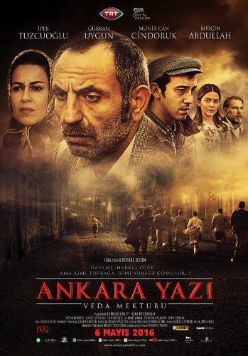Смотреть трейлер Ankara Yazi Veda Mektubu (2016)