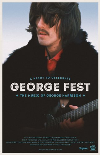 Смотреть трейлер George Fest: A Night to Celebrate the Music of George Harrison (2016)