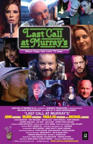 Смотреть трейлер Last Call at Murray's (2016)
