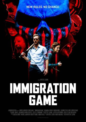 Immigration Game (2016)