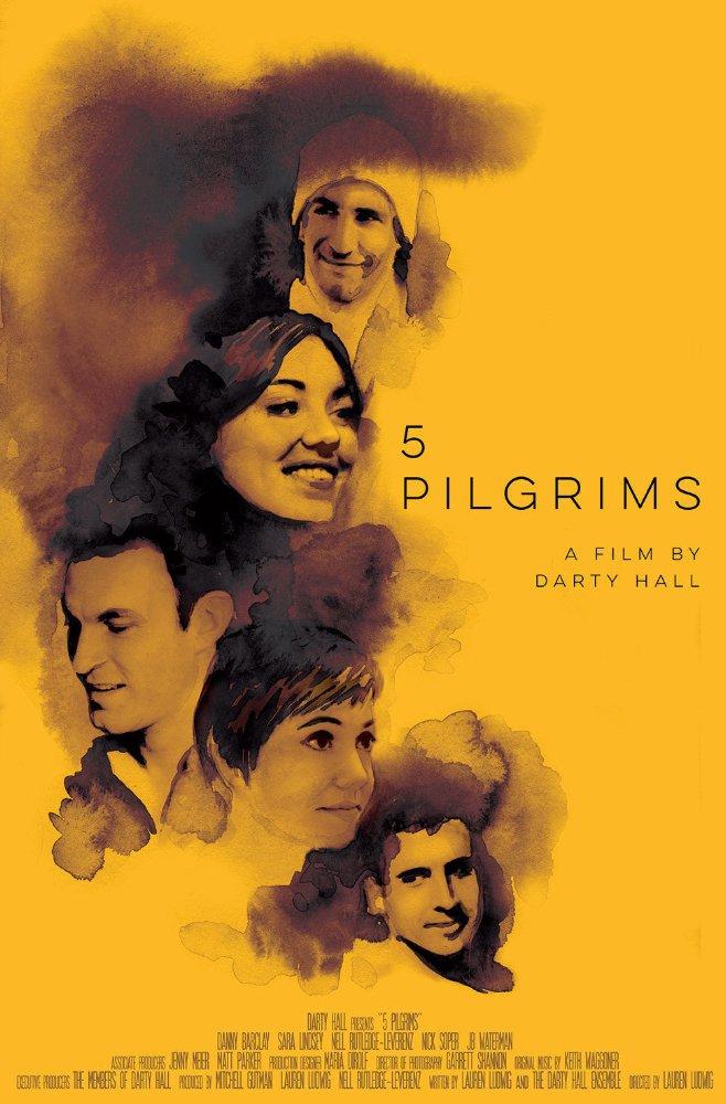 Смотреть трейлер 5 Pilgrims (2016)