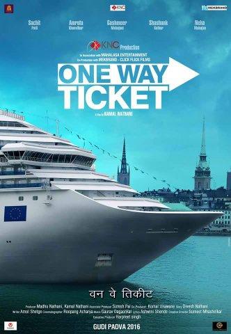 One Way Ticket (2016)