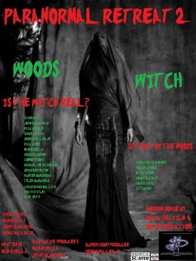 Paranormal Retreat 2-The Woods Witch (2016)