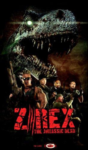 Смотреть трейлер Z/Rex: The Jurassic Dead (2016)