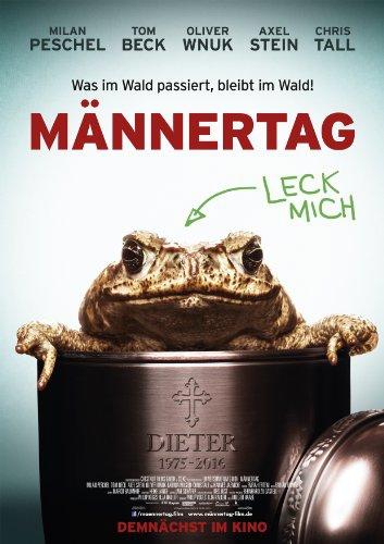 Смотреть трейлер Männertag (2016)