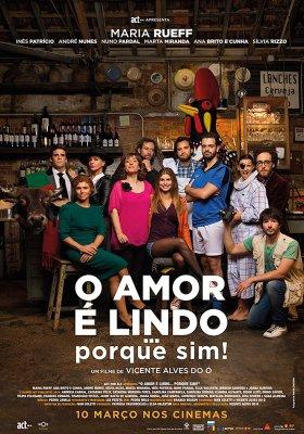 Смотреть трейлер O Amor é Lindo ... Porque Sim! (2016)