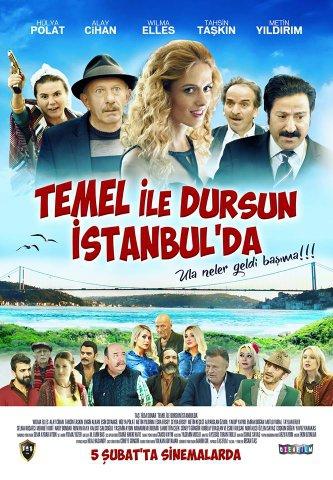 Temel ile Dursun Istanbul'da (2016)