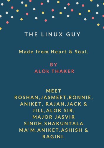 The Linux Guy (2016)