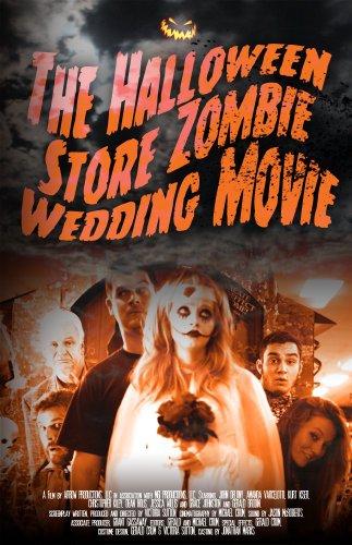 The Halloween Store Zombie Wedding Movie (2016)