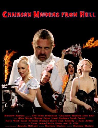 Chainsaw Maidens (2016)