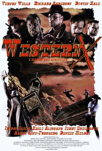 Смотреть трейлер Western X (2016)