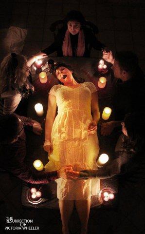 The Resurrection of Victoria Wheeler (2016)