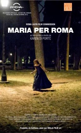 Смотреть трейлер Maria per Roma (2016)